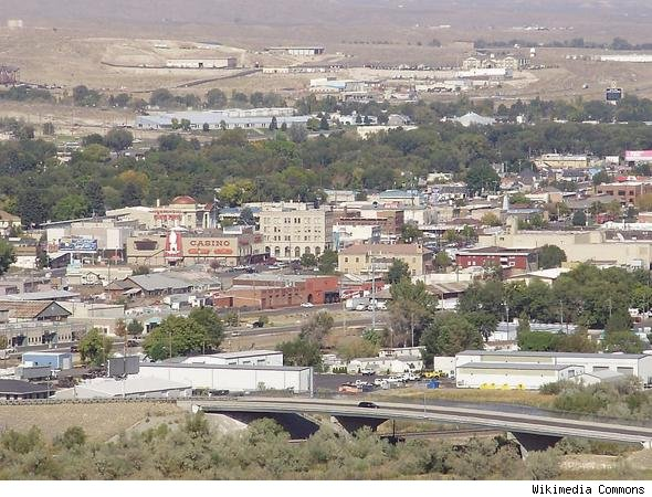 Fastest growing boomtown: Williston, N.D.