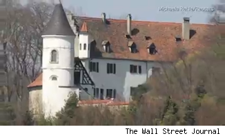 german castle for sale