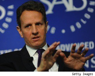 Timothy Geithner, former Treasury secretary