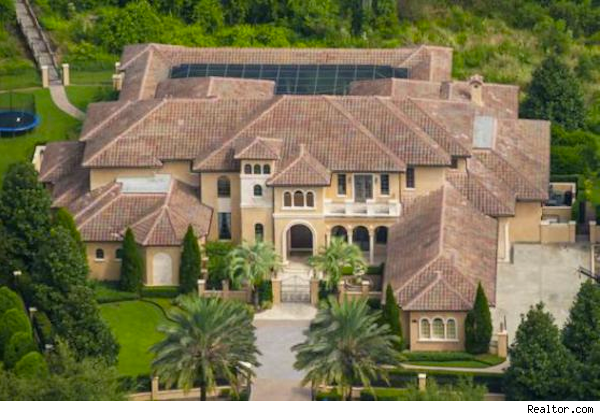 Warren Sapp home, Windermere, Fla.