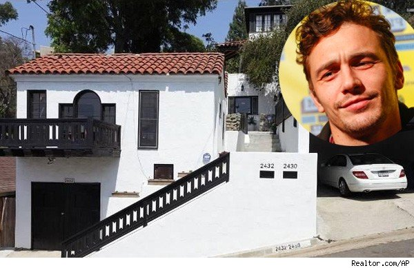 James Franco home