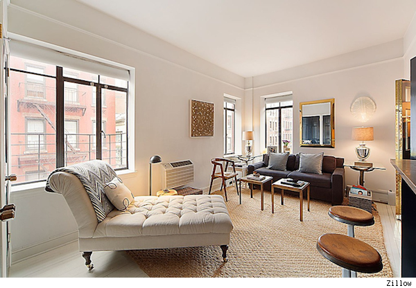 nate berkus puts nyc apartment on the market for $699,000 (house