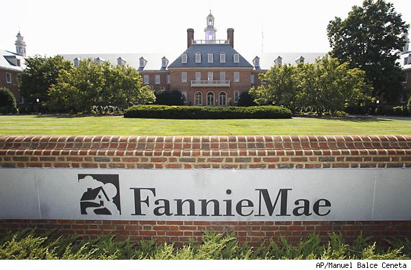 Fannie Mae earns $17.2 billion 2012, biggest annual gain