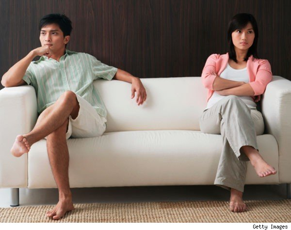 chinese couples divorcing