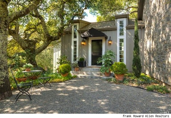 winning Sonoma County home