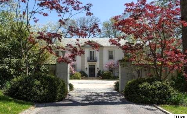 Peter Madoff home on Long Island