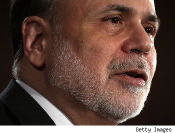 Ben Bernanke speaks at news conference on June 19. 2013
