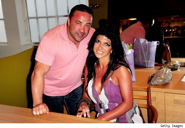 Teresa and Joe Giudice of Real Housewives of New Jersey