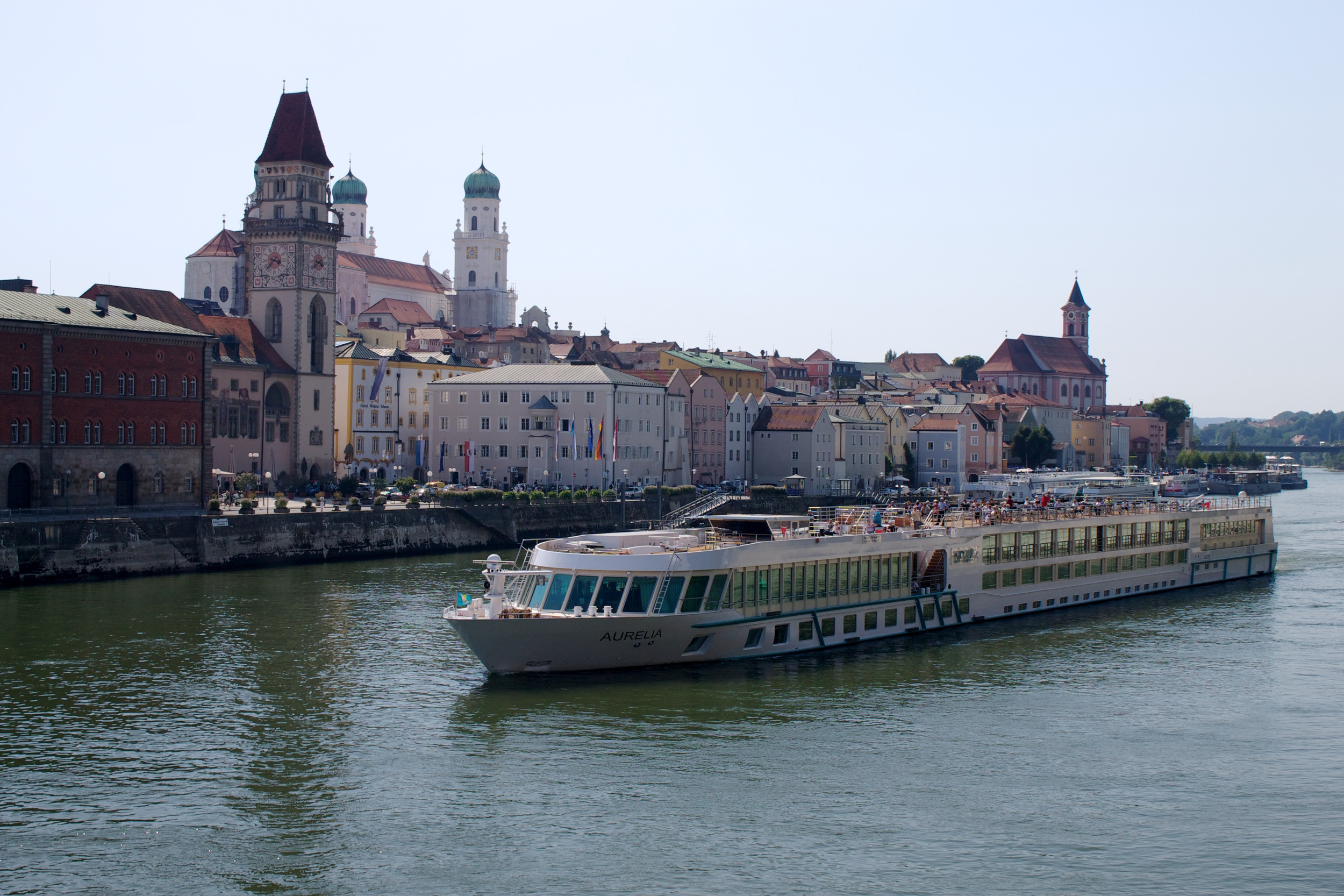 Danube River Cruise Through Germany, Austria and Hungary ...