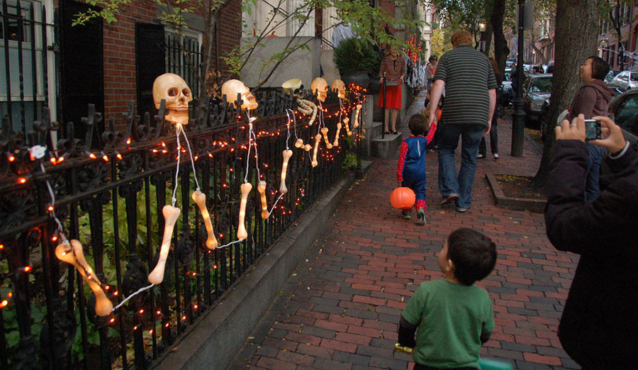 Best Halloween Neighborhoods In America Aol Lifestyle