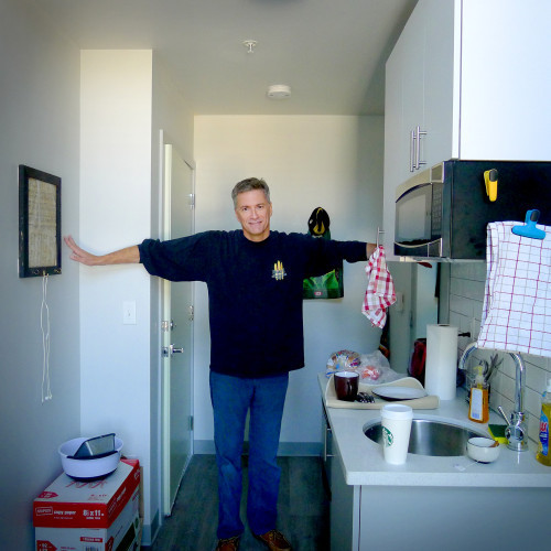 Apartment Classifieds Ny: Life In Seattle's 300-Square-Foot Micro-Apartments