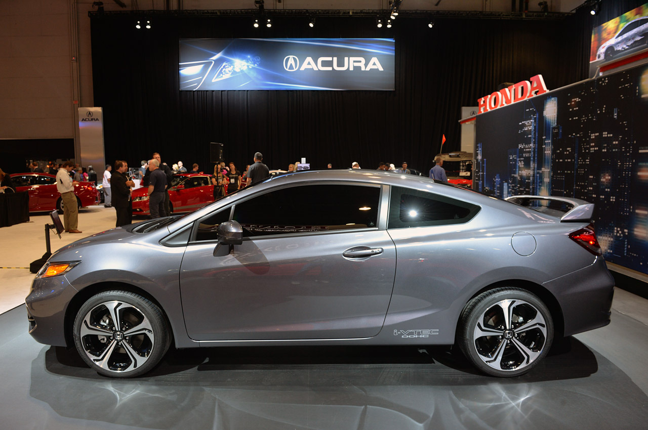 2014 honda civic si coupe sema 2013 photo gallery autoblog. Black Bedroom Furniture Sets. Home Design Ideas