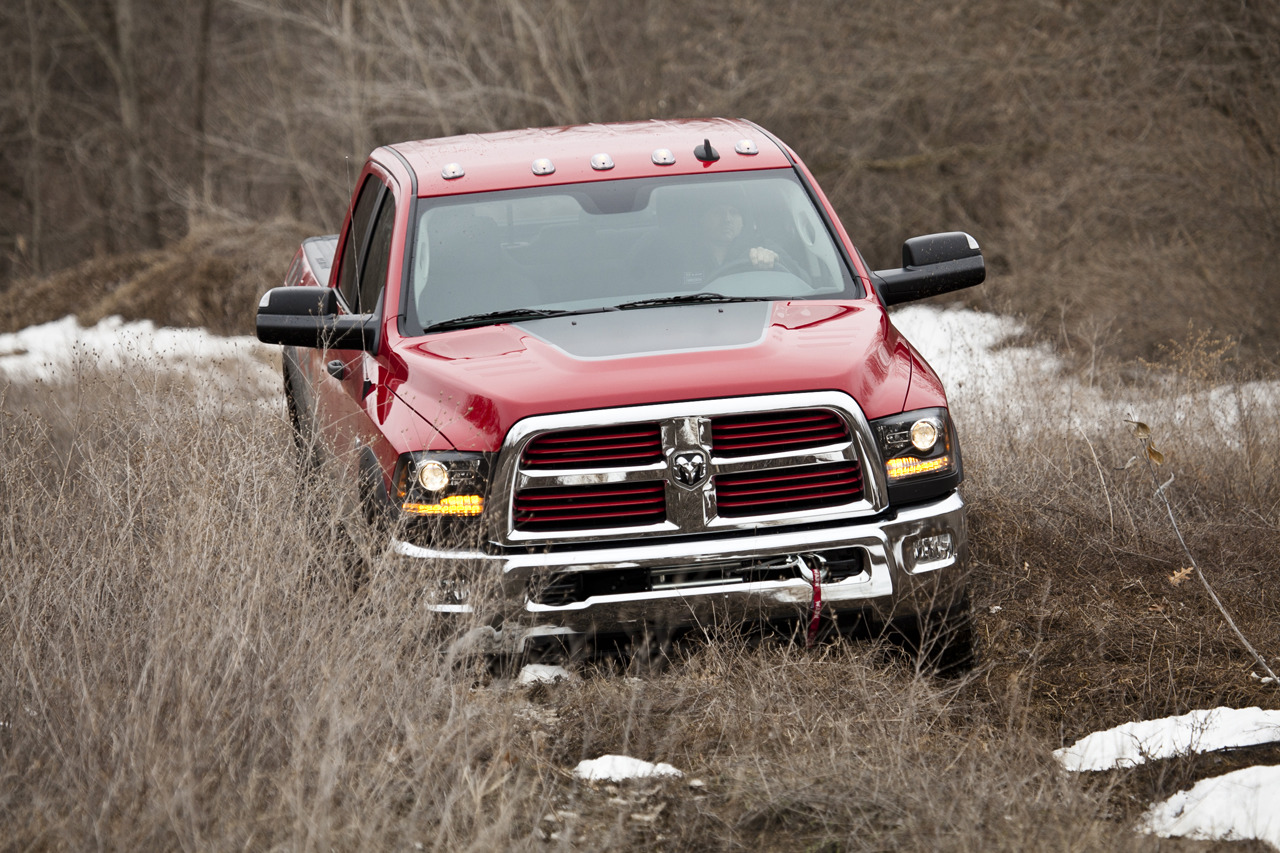 2014 ram power wagon photos