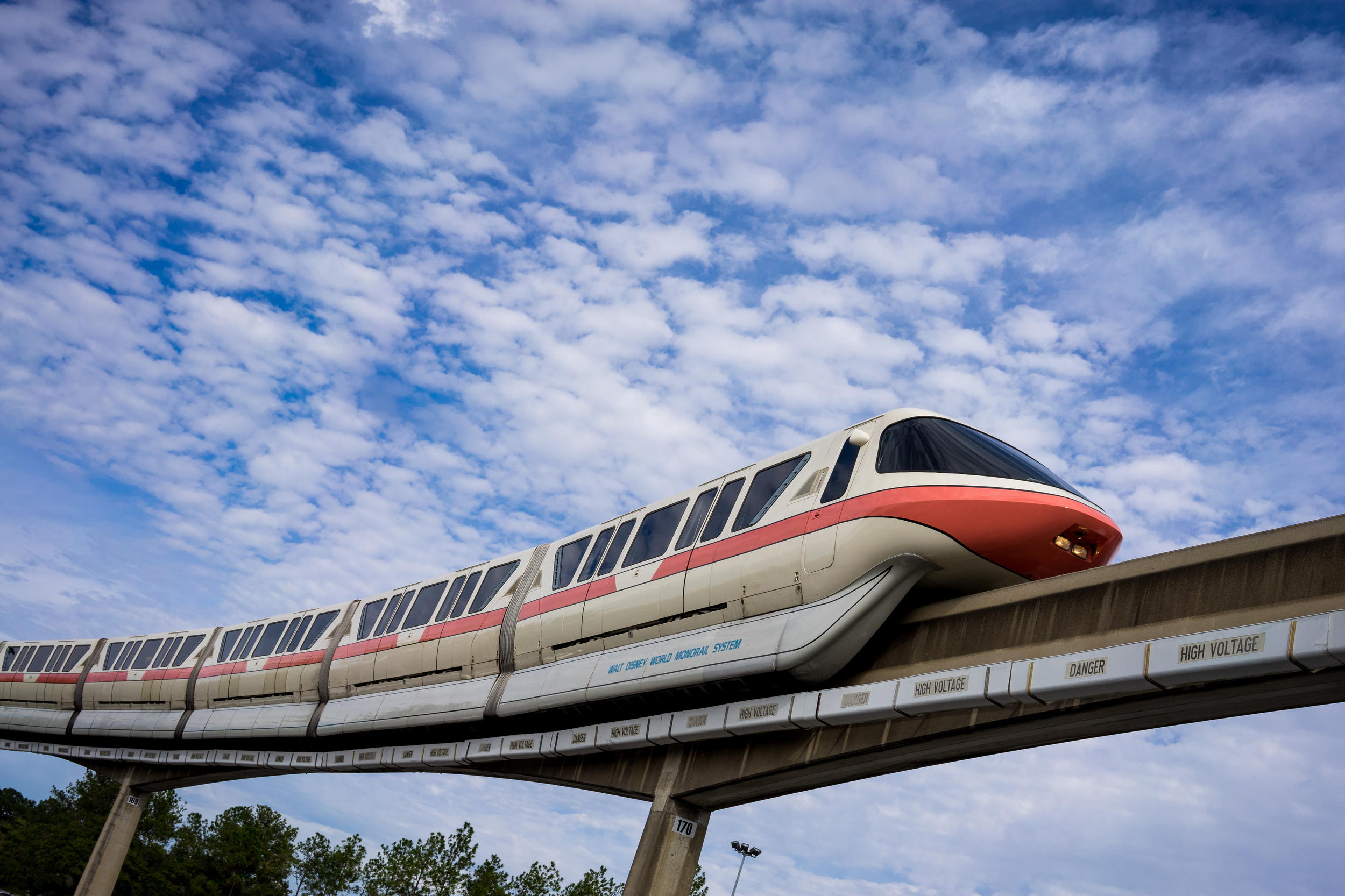 Disney World monorail in Florida evacuated no injuries TV news AOL News