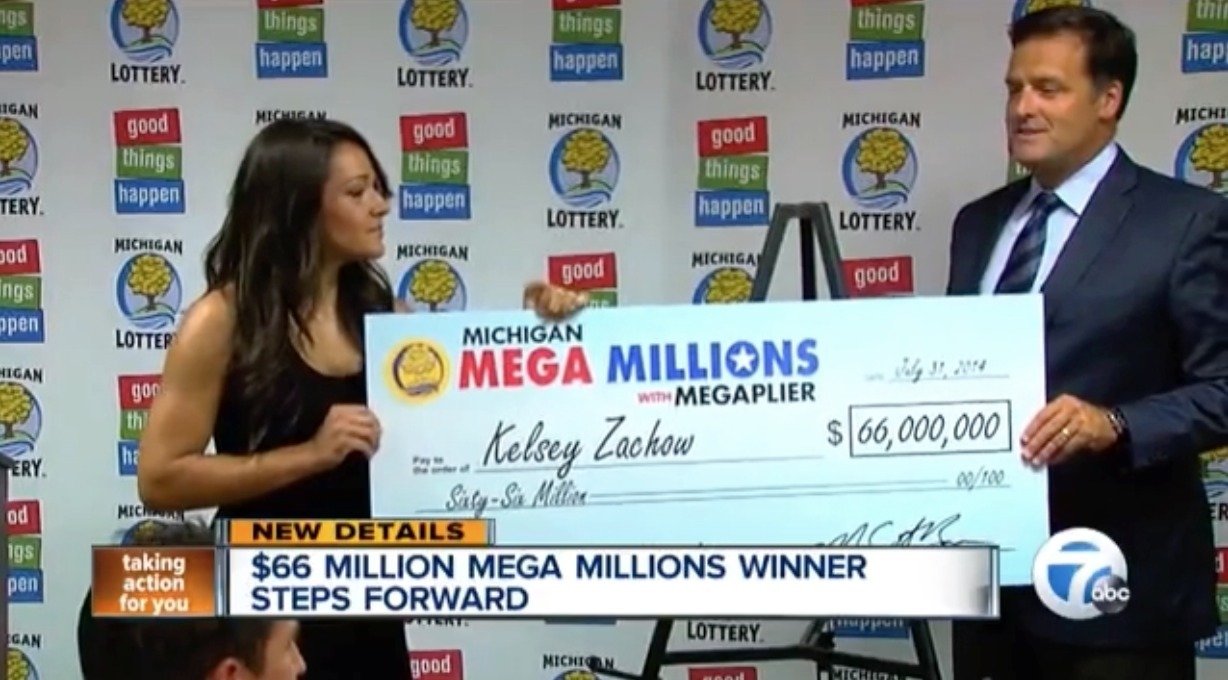 Mom wins big with lottery ticket bought on Friday, the 13th