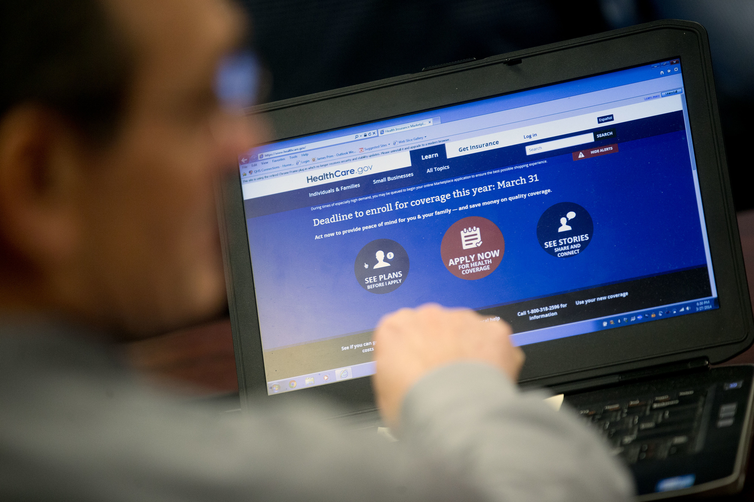 US won't reveal records on health website security - AOL News