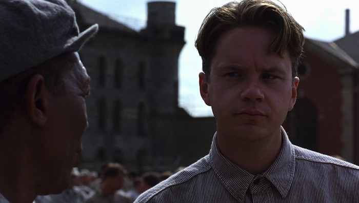 a paper on andy the main character of the movie shawshank redemption In the shawshank redemption, our main character is andy dufresne who has  just been  the business world in this movie at times is portrayed as negative.