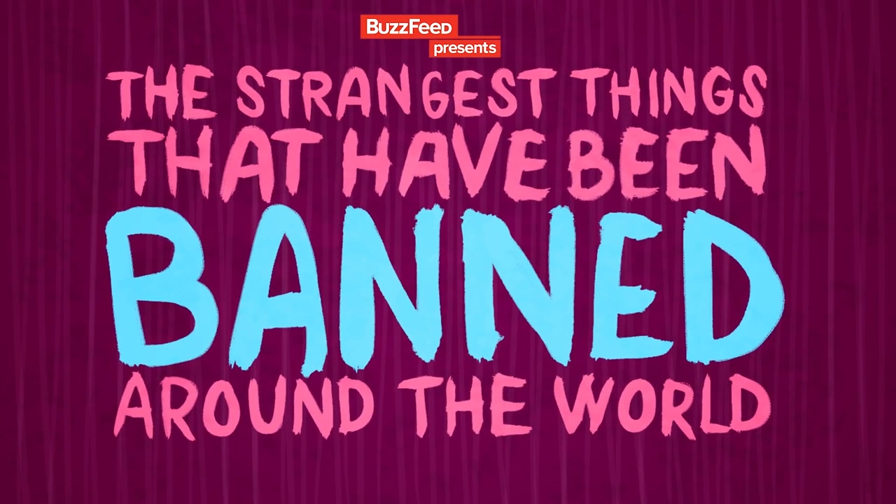 Strange things banned around the world - AOL News