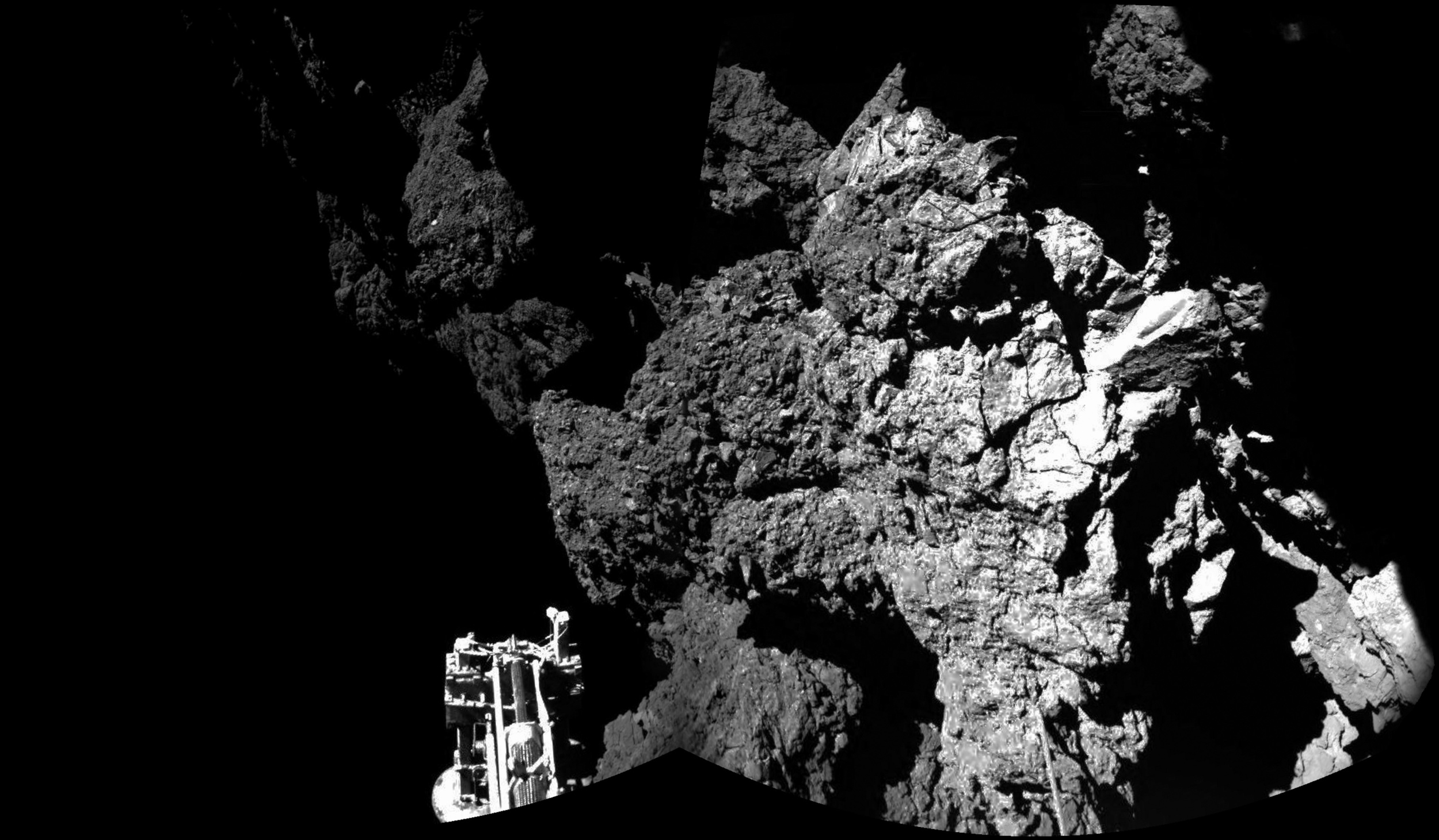 5 questions about the historic comet landing - AOL News