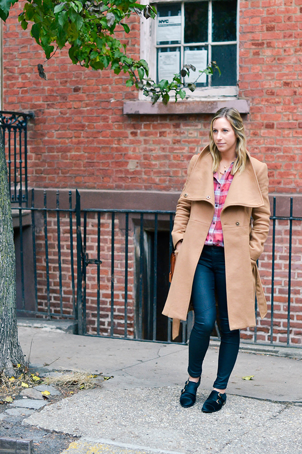 a new twist on classic the best in december street style