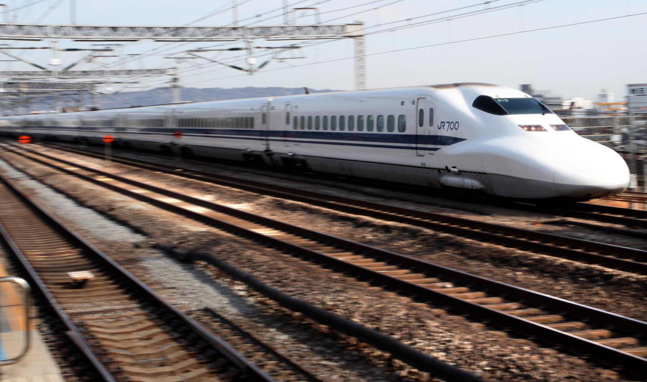 California to begin work on nation's first bullet train ...