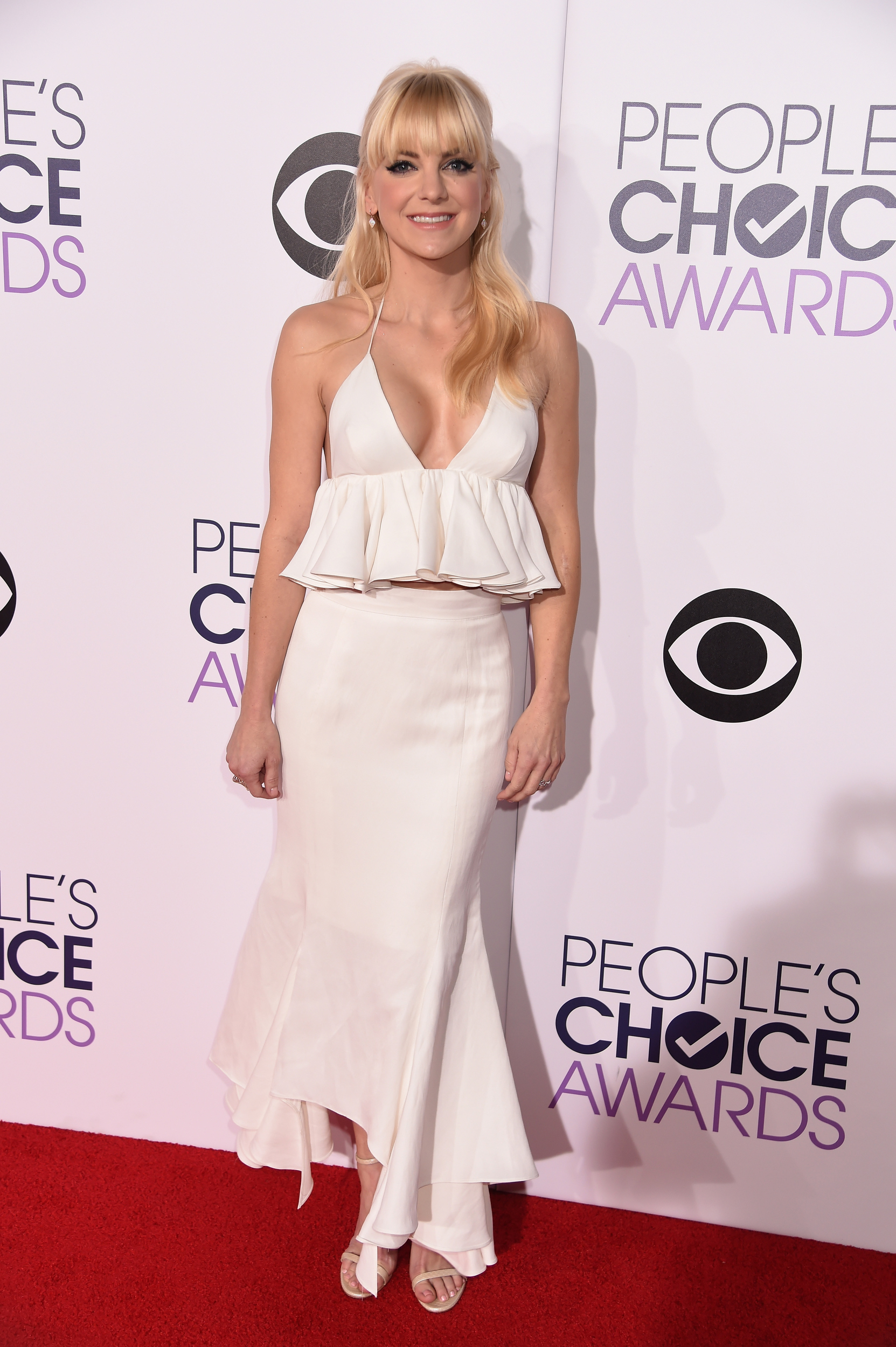 2015 People's Choice Awards red carpet - AOL Entertainment
