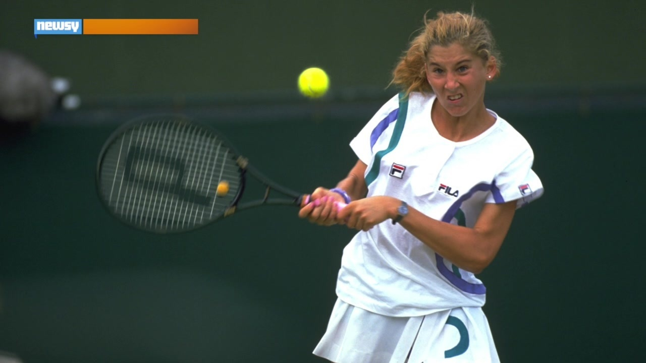 Monica Seles gives details about binge eating disorder AOL News