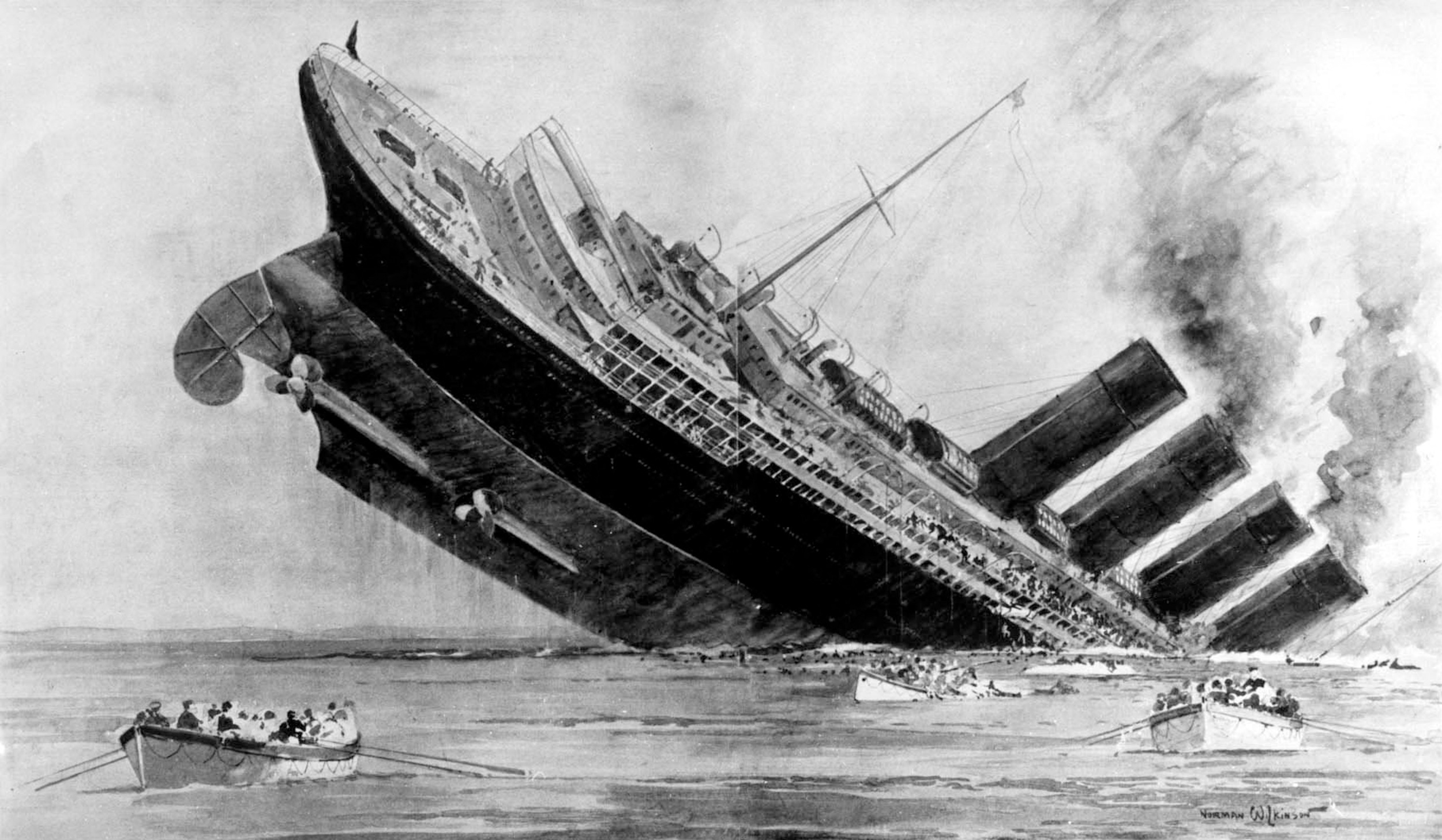 the hopeful american owner of the ill fated lusitania who is planning of salvaging the liner Second expanded edition america's pyrrhic victories edited with an introduction by john v denson transaction publishers new brunswick (usa) and london (uk.