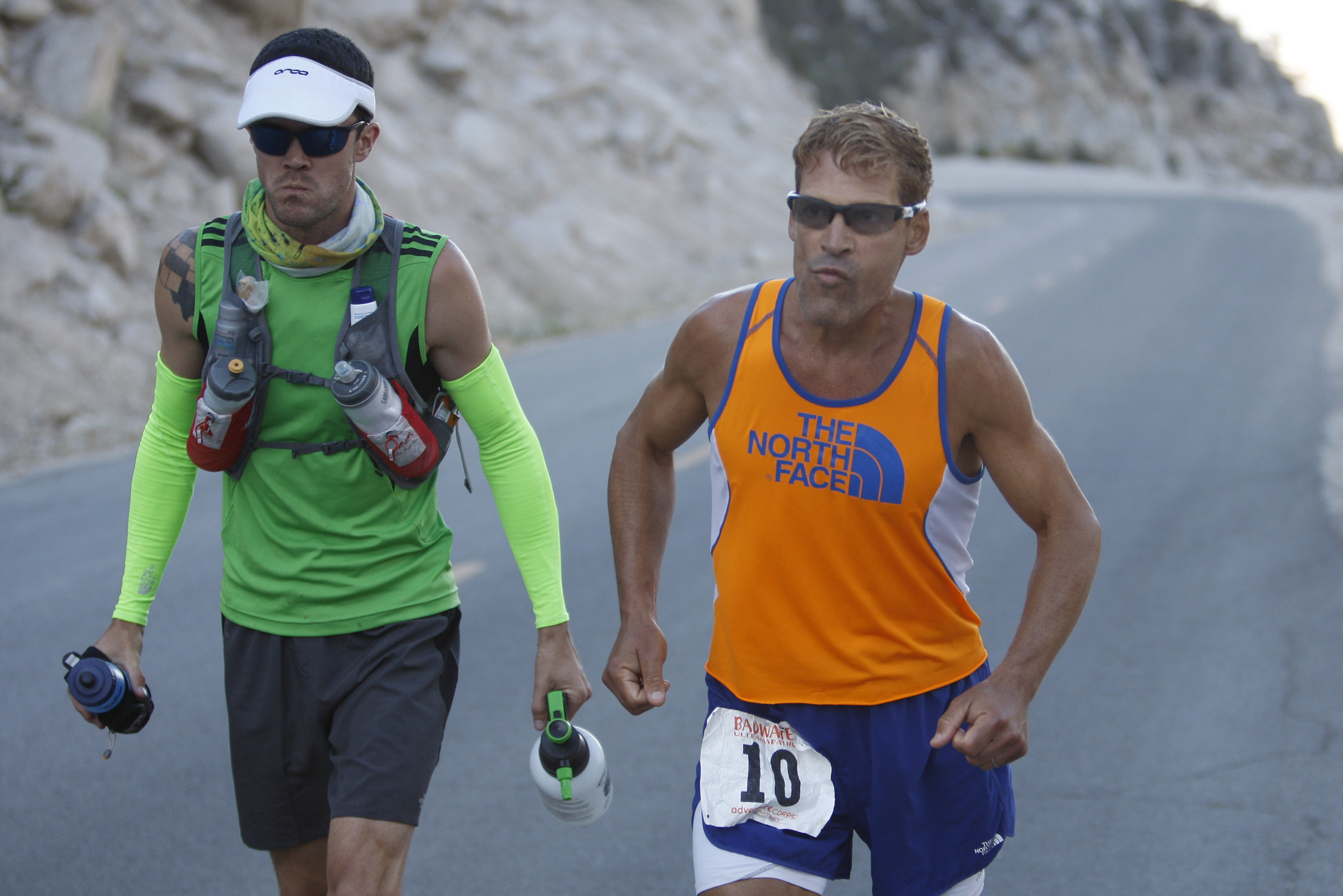 Get familiar with the Badwater Ultramarathon, 'the world's toughest footrace' - AOL News