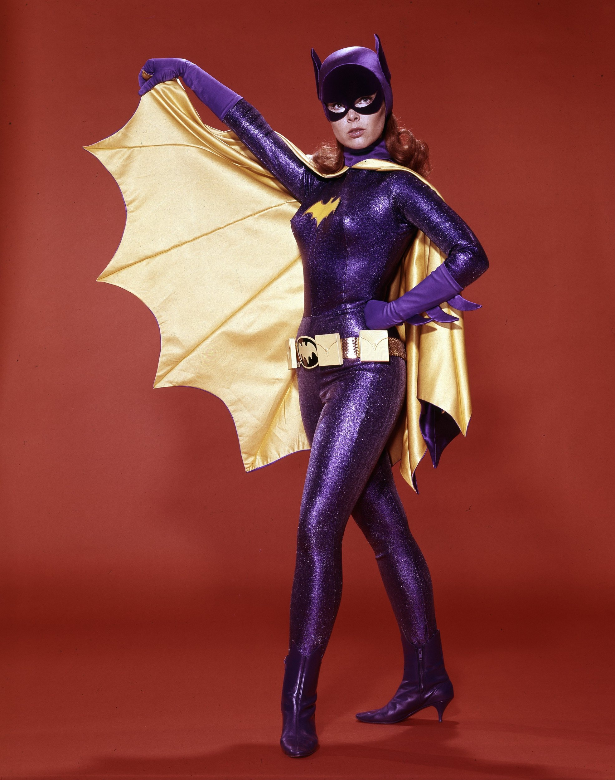 As batgirl craig yvonne
