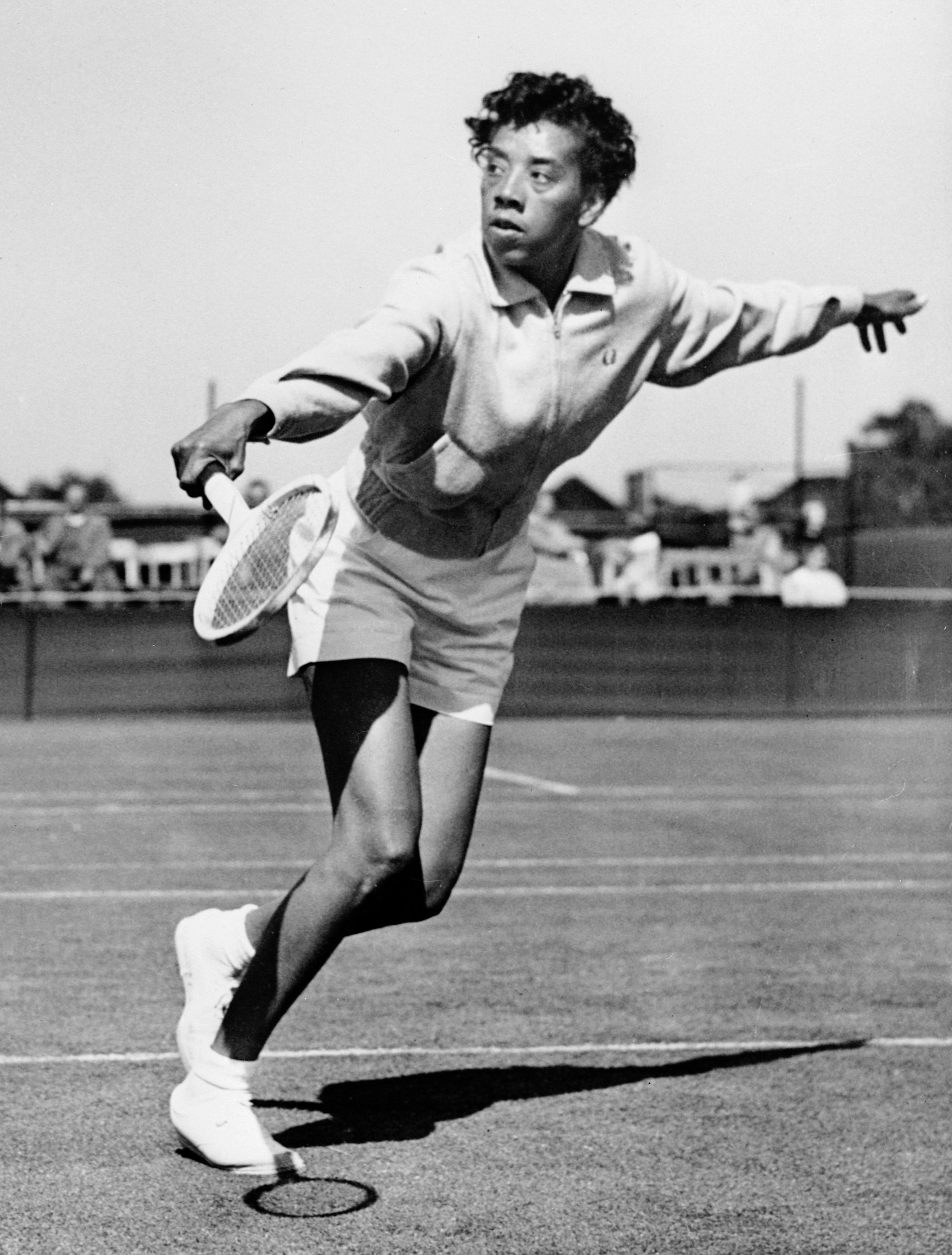 Today in History Althea Gibson be es first African American on