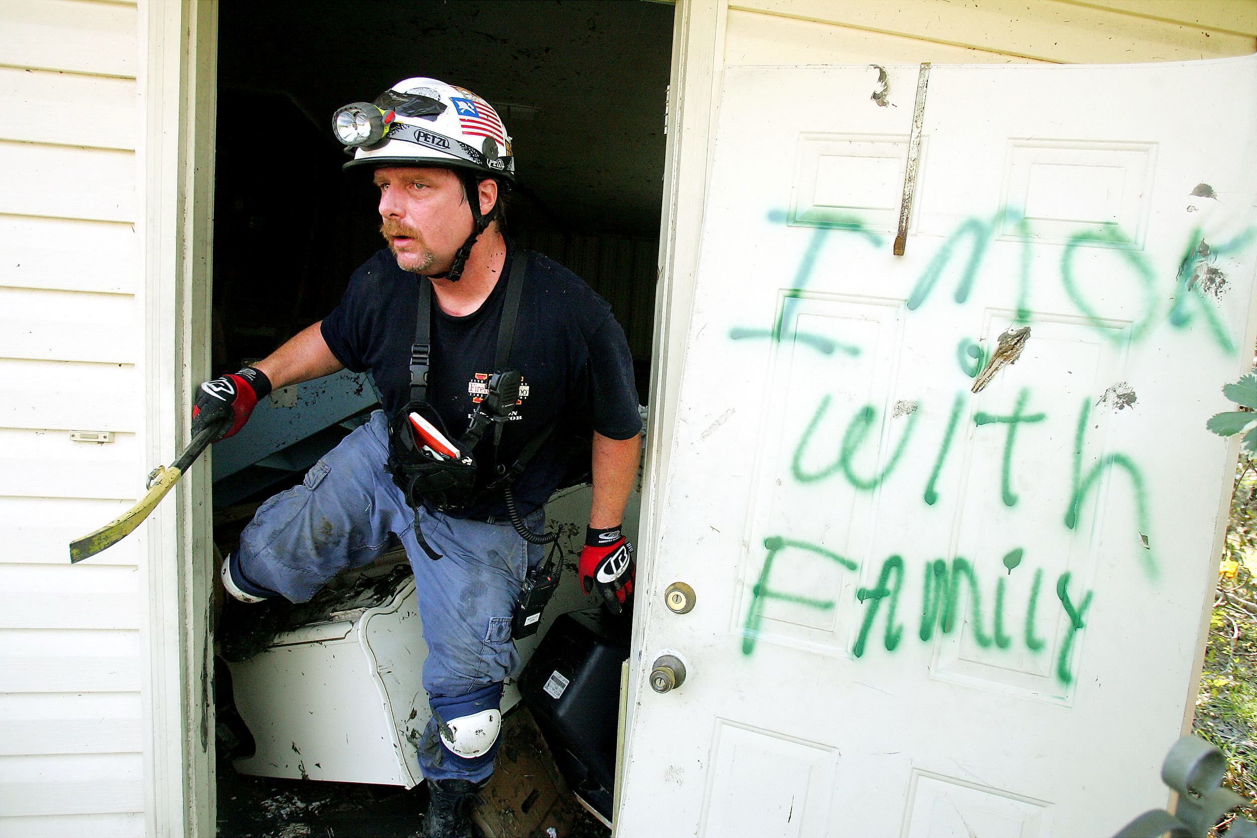 On Mississippi's shore, what Katrina erased not yet replaced