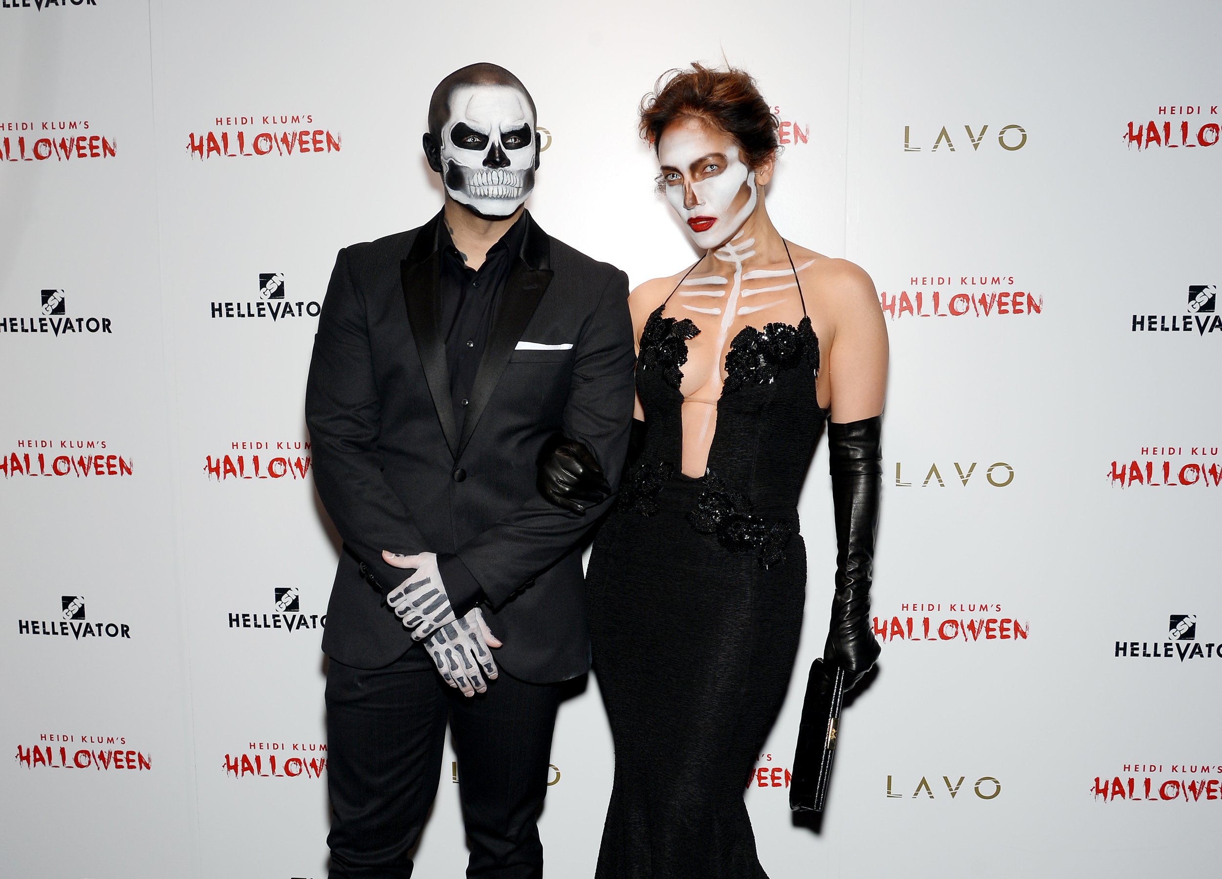 Celebs celebrate Halloween with incredible costumes - AOL ...