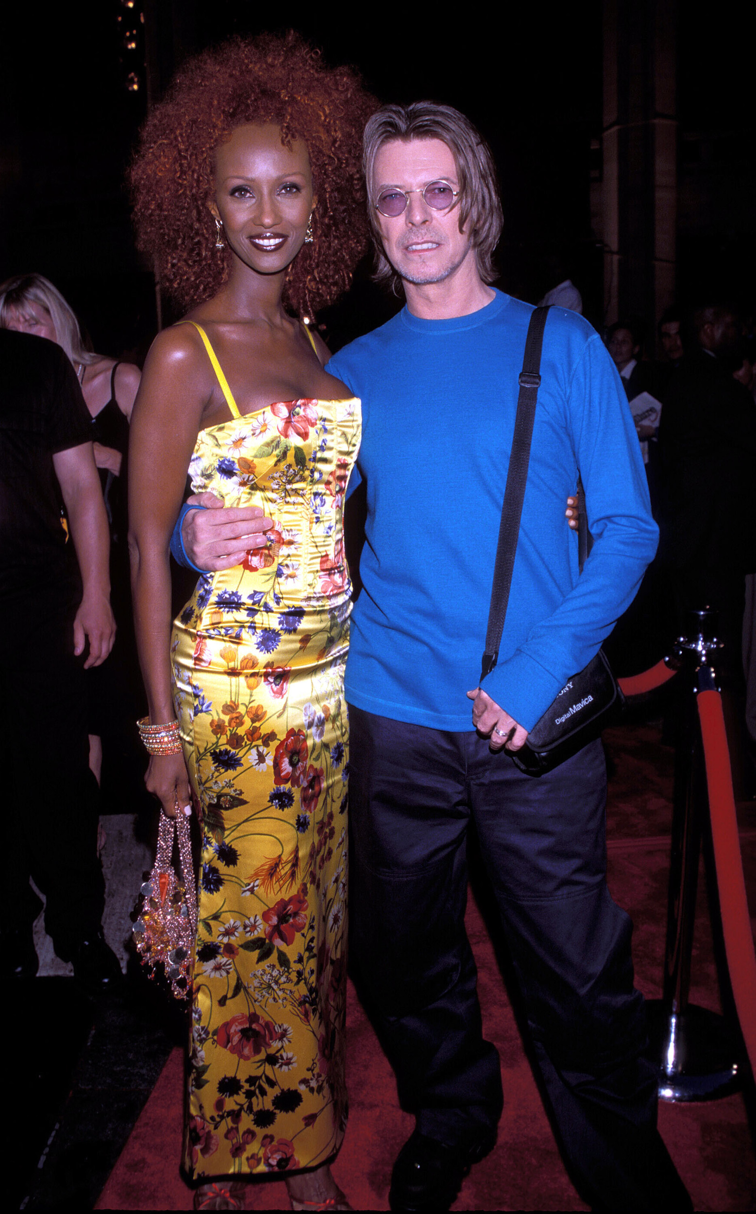 David Bowie And Iman Had A Storybook Romance For 25 Years Aol Entertainment