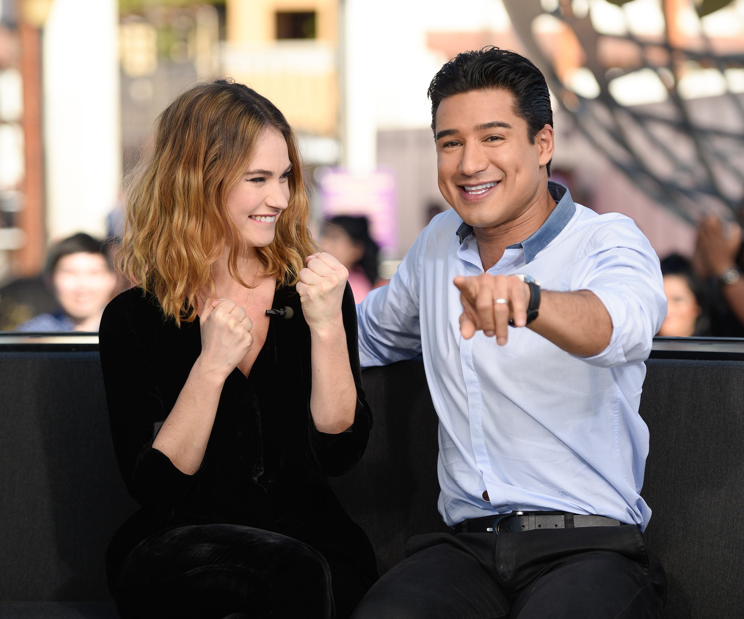 Mario Lopez: Its dangerous for parents to support