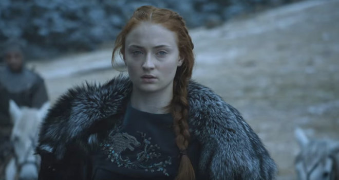 7. This Is the Best Season for Sansa