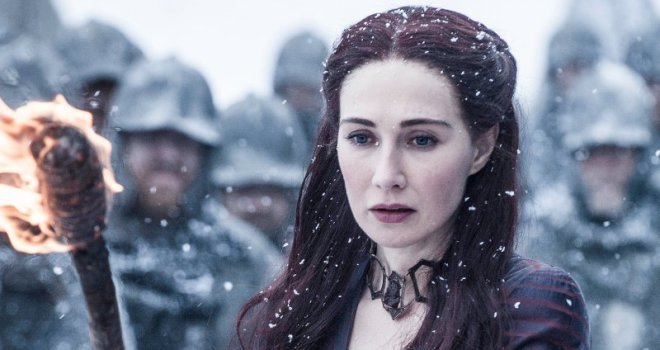 9. Expect a New Side of Melisandre
