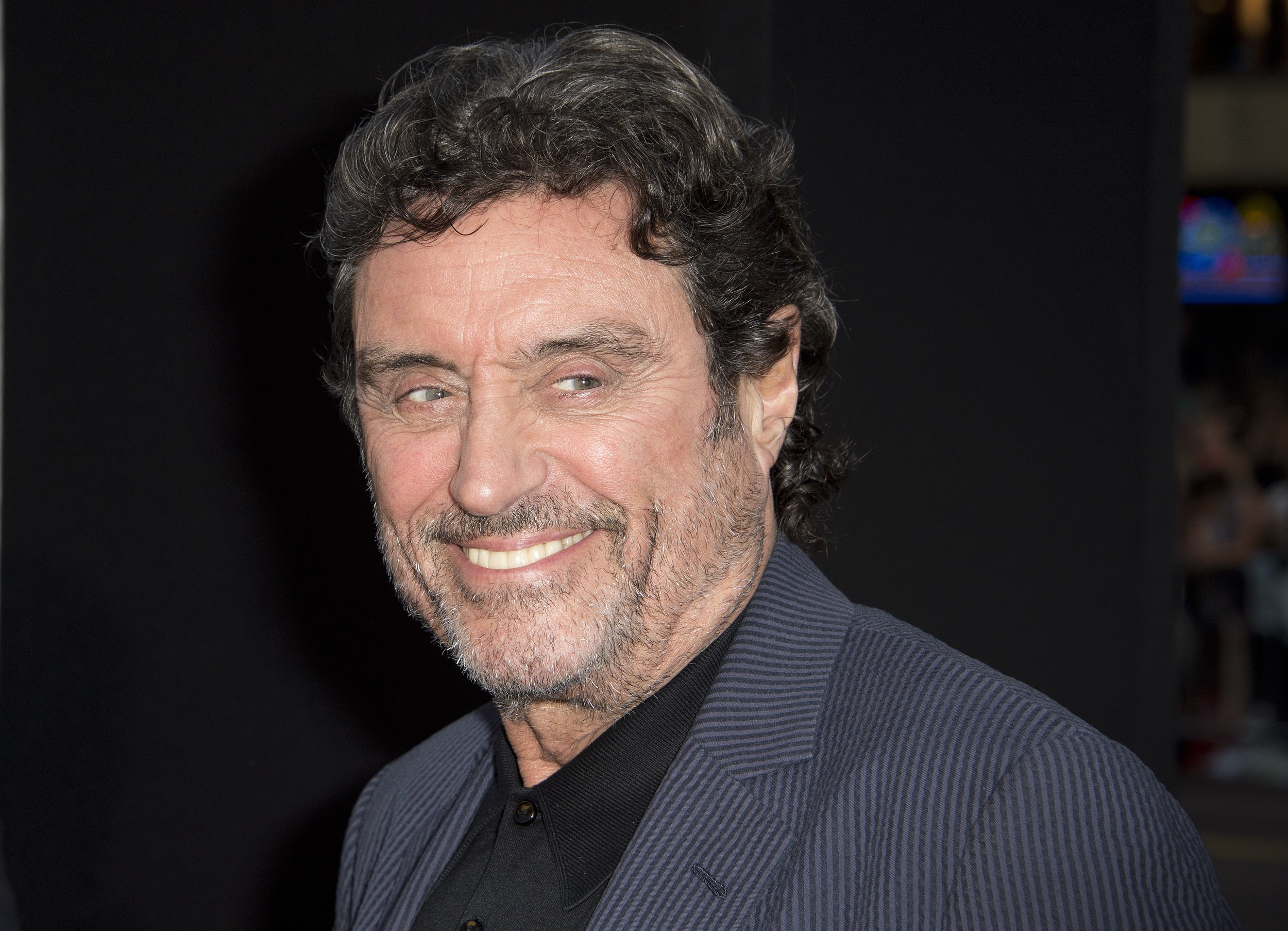 13. Ian McShane Will Bring Someone Back to Life