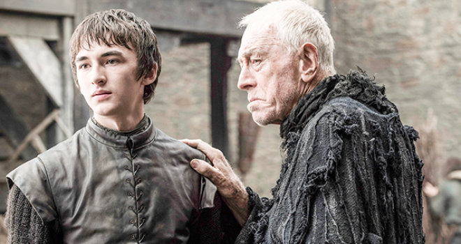 5. Bran Is Getting 'Inception'-y'