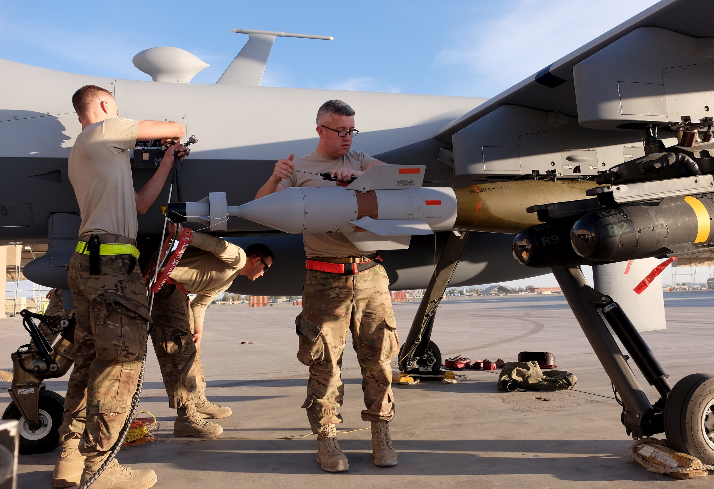 This company can 'hack' and completely take over enemy drones for the US military