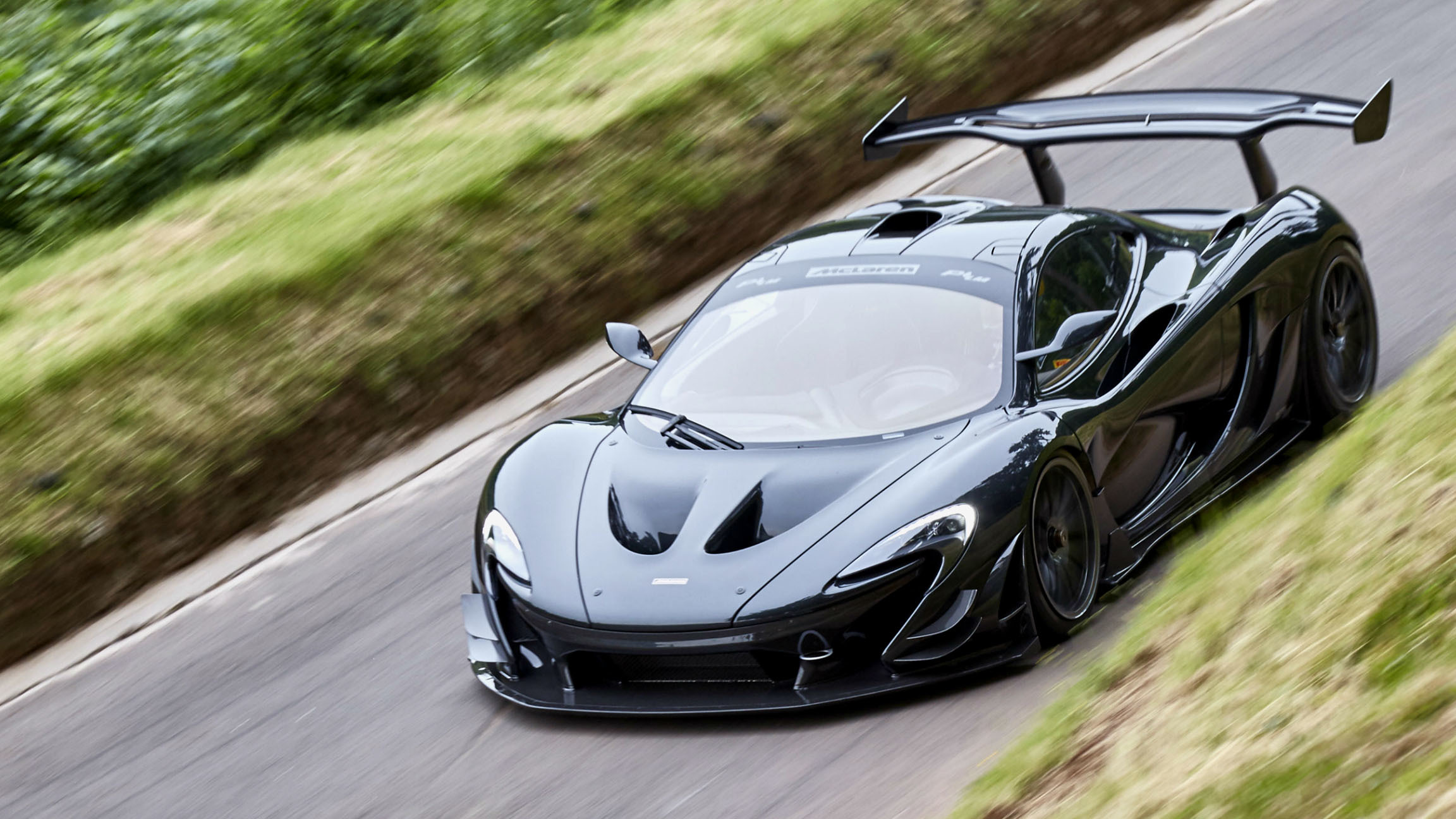 Indy Gas Prices >> McLaren P1 LM is the world's most extreme, exclusive ...