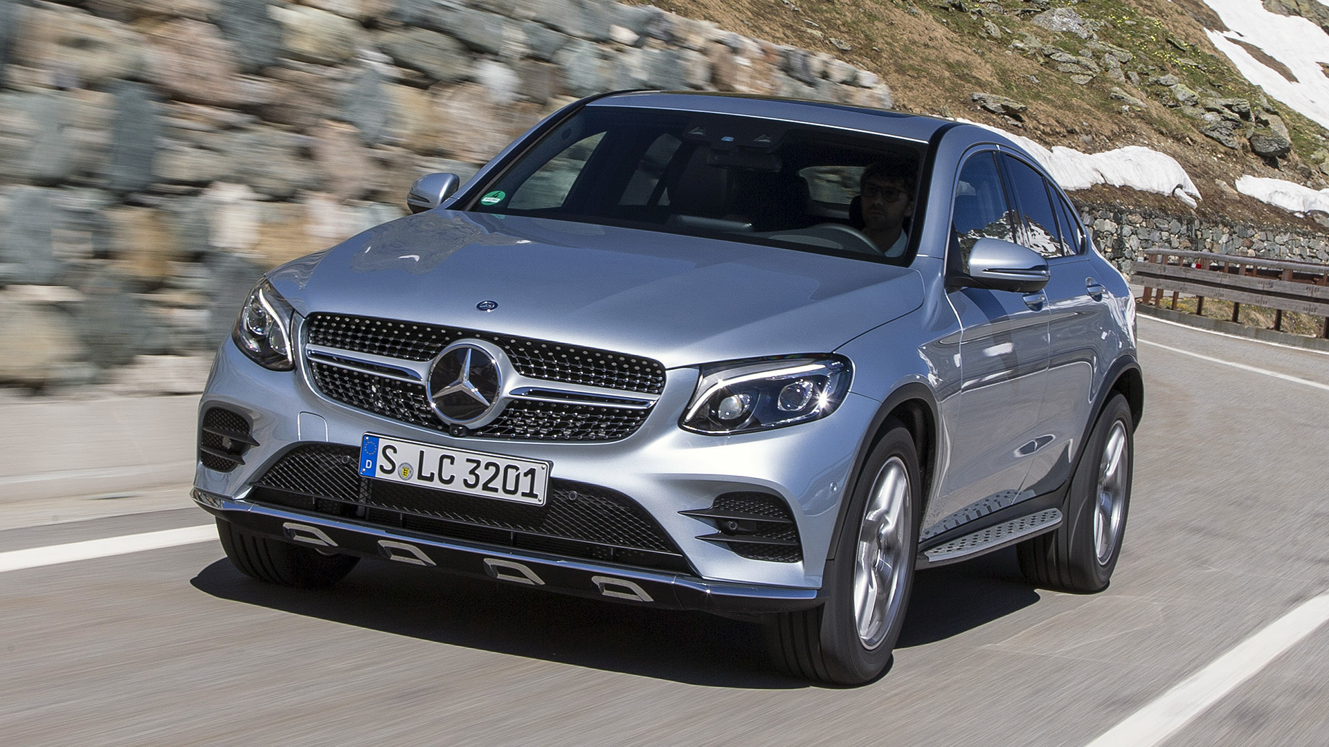2017 mercedes-benz glc300 coupe: first drive photo gallery - autoblog