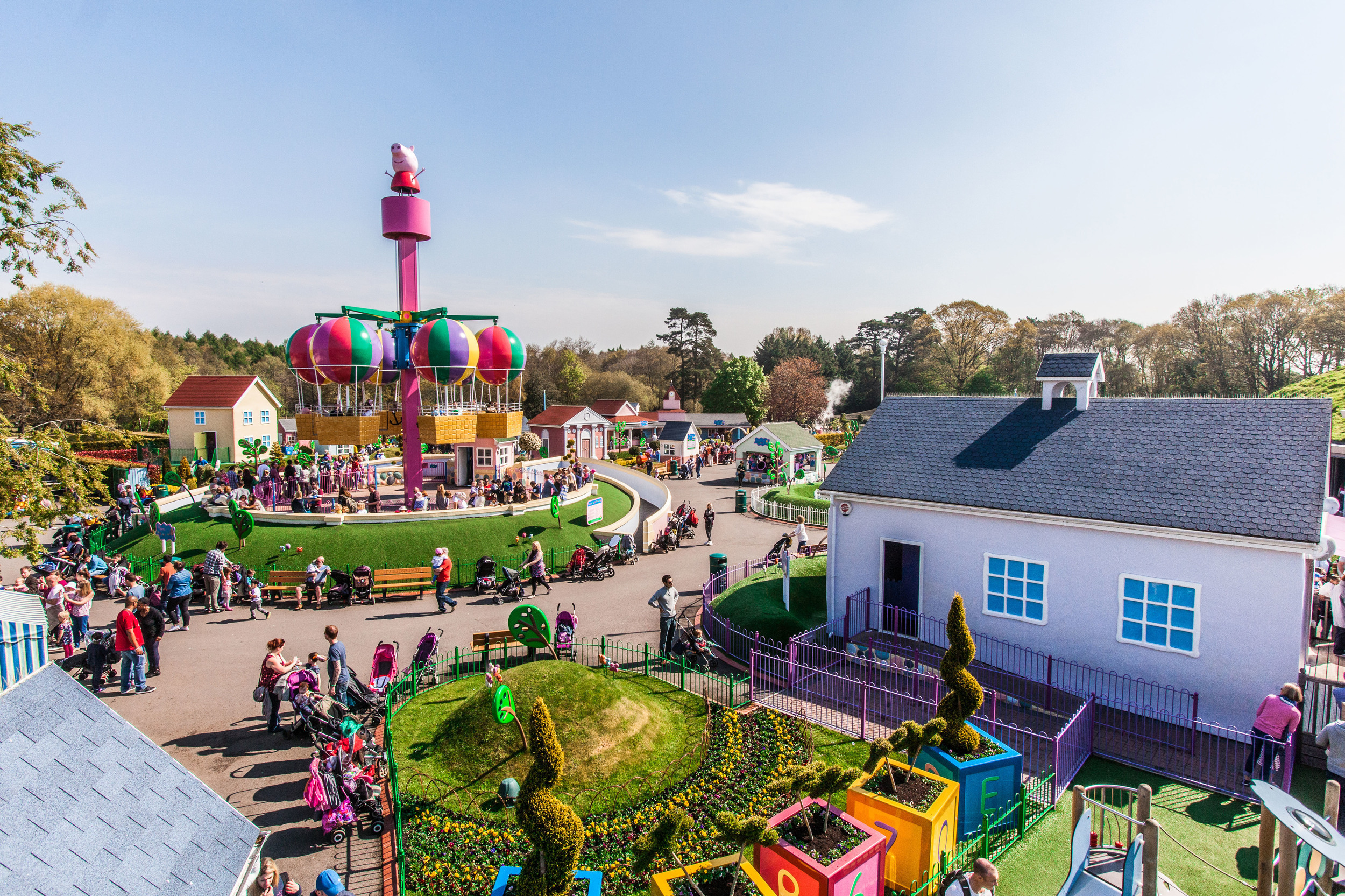top 10 amusement parks in the uk aol travel uk