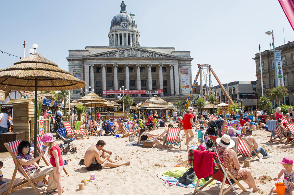 Best Beach Holiday Destinations For AOL Travel UK - The 11 best urban beaches in europe