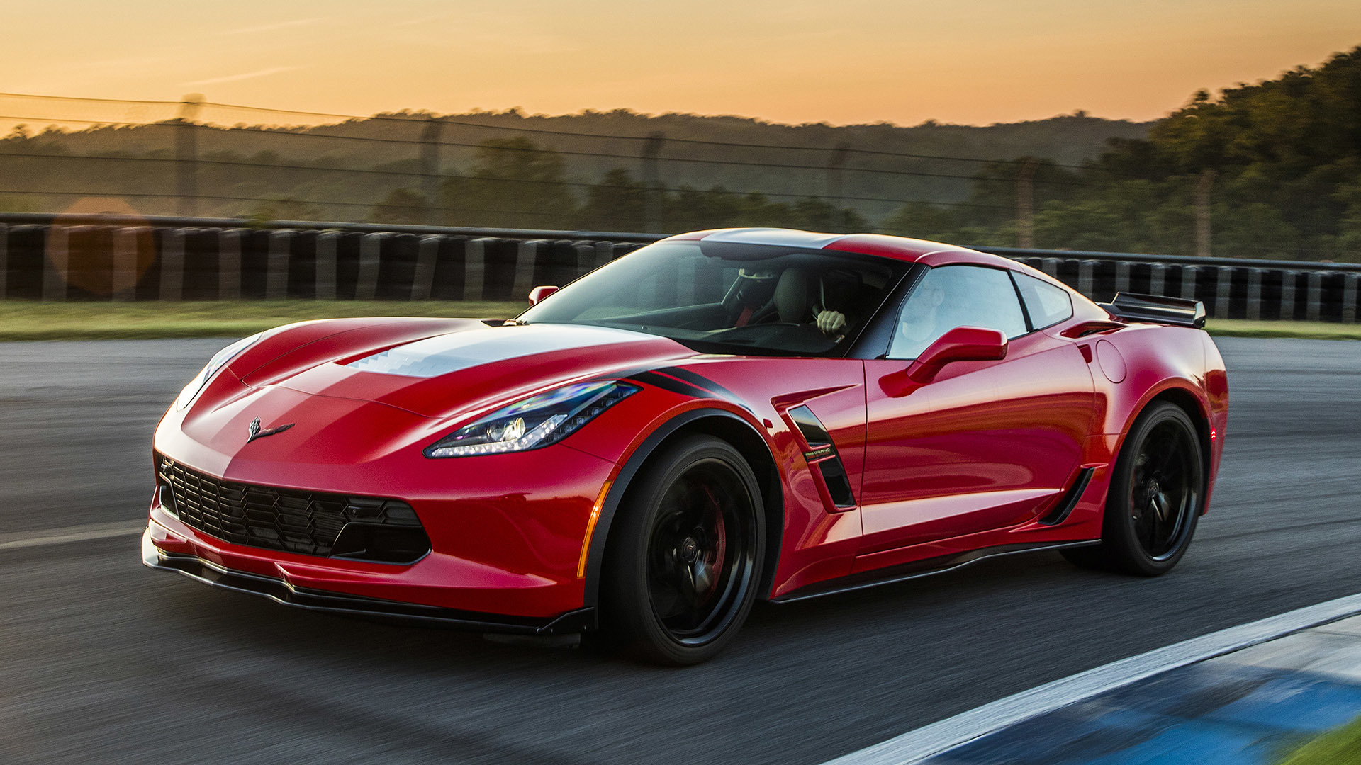 2017 Chevrolet Corvette Grand Sport First Drive | Autoblog