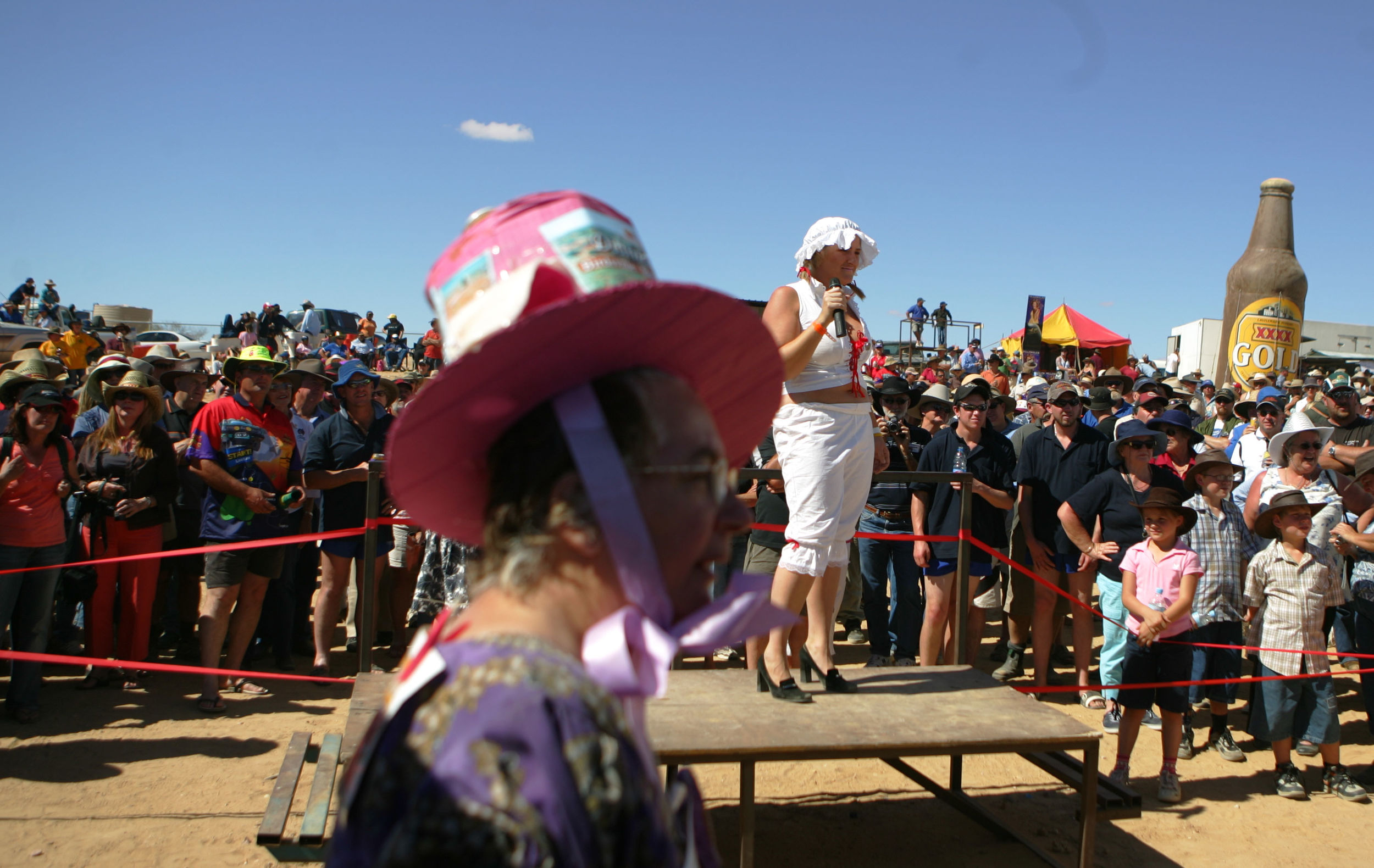 The Birdsville Races Are An Aussie As Bucket List Experience