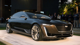 Cadillac Escala Concept shows off a softer side of ...