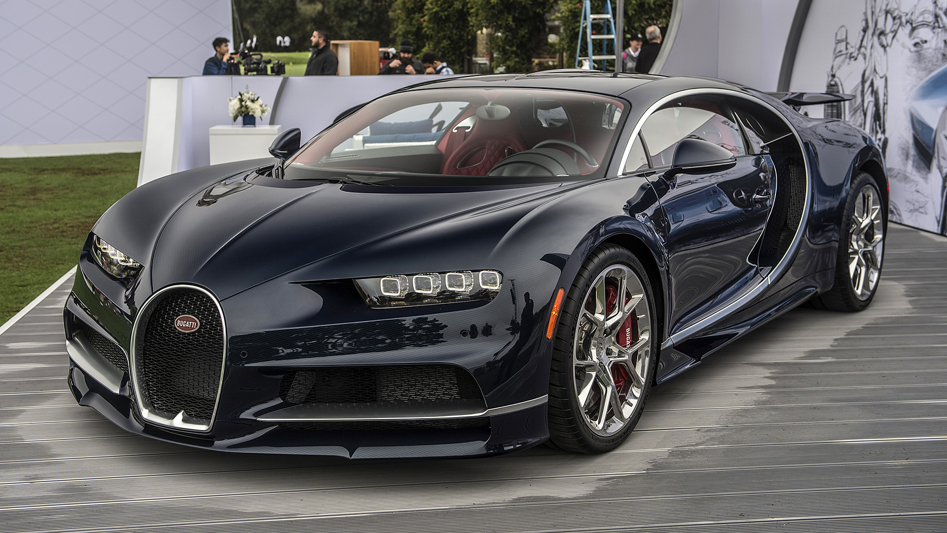 11 Amazing Details Behind The Bugatti Chiron