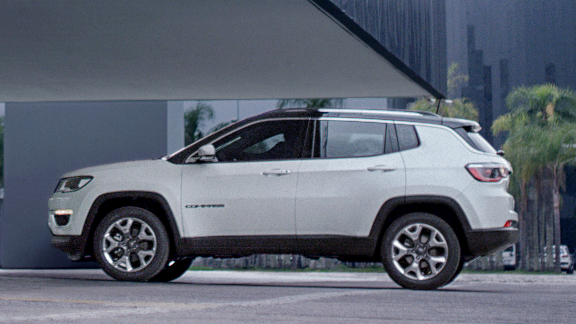 Molto 2017 Jeep Compass debuts with tiny Grand Cherokee looks - Autoblog SU43