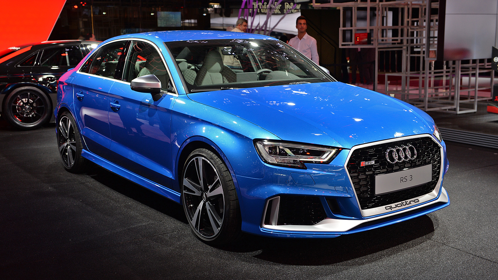2018 Audi Rs3 Sedan Paris 2016 Photo Gallery Autoblog